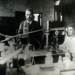 Boxing day: Marie and Pierre Curie announce the discovery of radium
