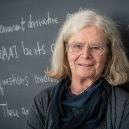 Professor Karen Uhlenbeck wint de prestigieuze Abelprijs 2019