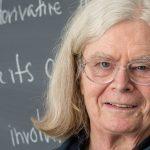 Professor Karen Uhlenbeck wins the prestigious Abel Prize 2019